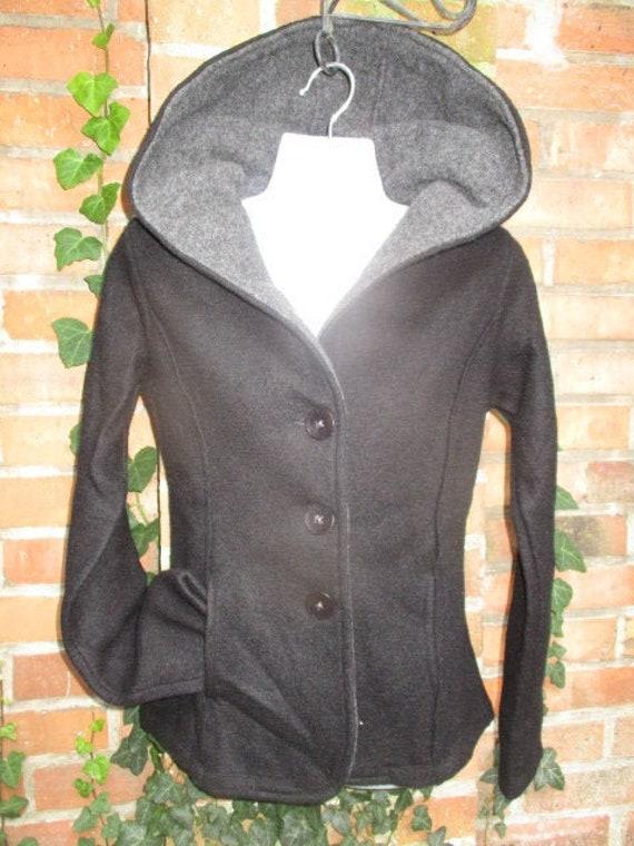 Jacket short jacket winter jacket wool jacket wool
