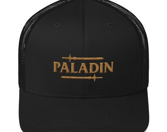Paladin Cap by Forged Dragon Apparel 4687a56e5c3f
