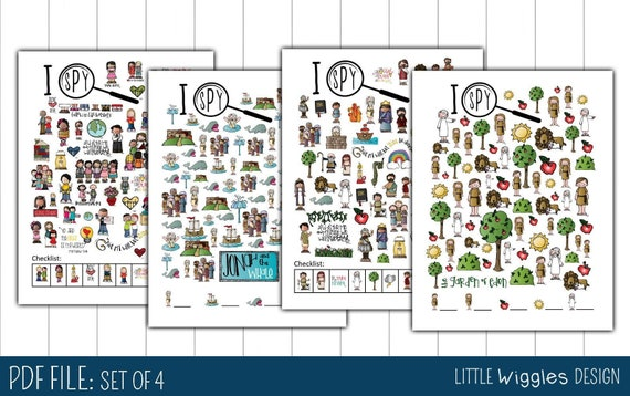 photo relating to Look and Find Printable titled Ages 6-10 LDS I spy printable, All round Meeting actions