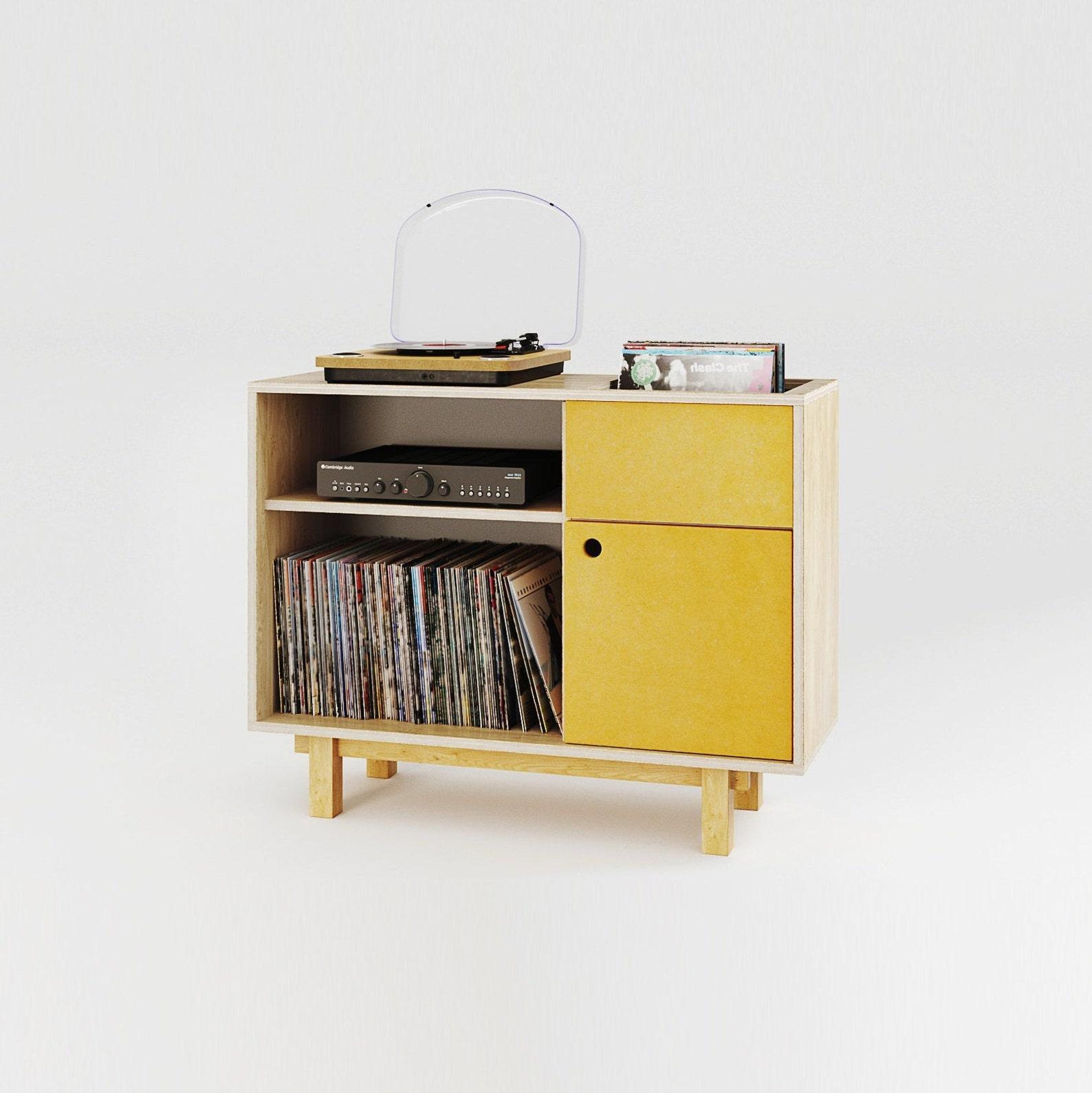 Mueble - consola para equipo HI FI Il_1588xN.2090191838_n6h9
