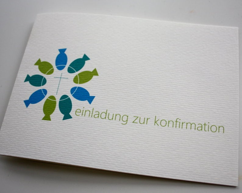 Invitation to Confirmation/communion-Two image 0