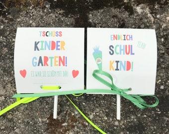Mini Farewell Gift Nursery/Crib - Lolli with Card