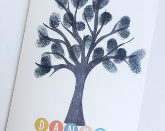 Great farewell gift - FINGER. Tree