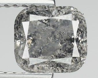 1.53cts Champagne Brown Pear Natural Loose Diamond SEE VIDEO
