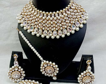 Jewelry & Watches Independent Ethnic Indian Bollywood Cz Arm Bracelet Women Wedding Traditional Jewellery Engagement & Wedding