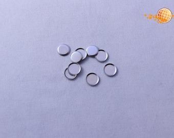 Erstaz lower parts for 12 o. 15 mm buttons
