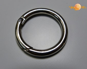 Carabiner ring, outside approx. 45 mm
