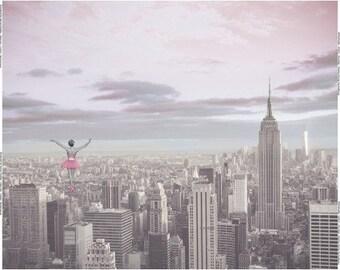 Ballerina panel | Etsy