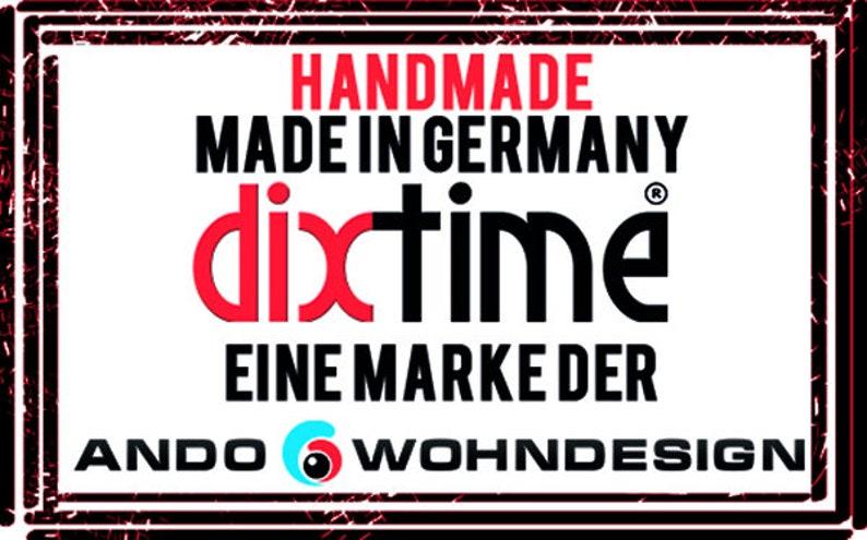 Digital Art Psychedelic Designer Wall Horloges Murales Modernes Design Quiet No Ticking DIXTIME 3D-0275