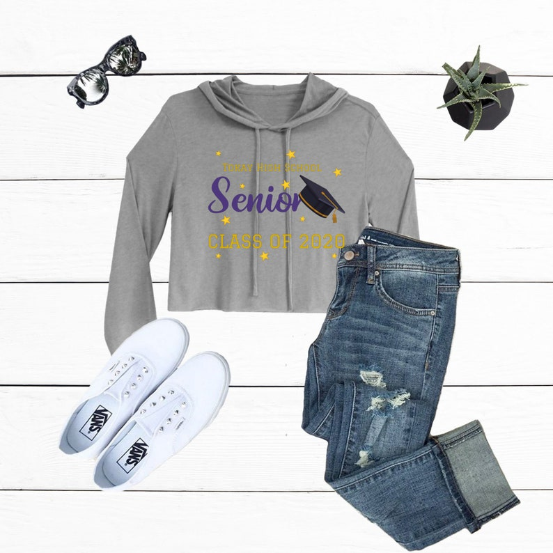First Day Of High School Tshirts First Day Of School T-Shirt PERSONALIZED High School Senior T-Shirts Class Of 2020 Tshirts