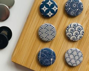 Set - Japan 1 - Magnet / Button