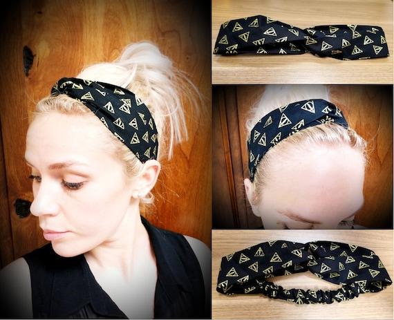 Harry Potter Headband Turban Headband Harry Potter  59a53ff67c4