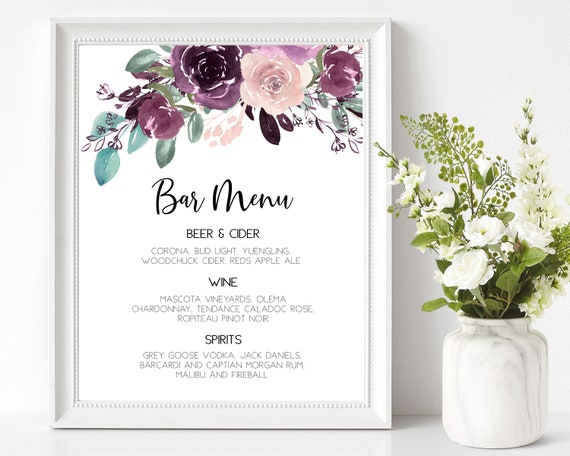Editable Download Sign in a Peach and Greenery Theme Orange Wedding Seating Chart Template Edit with Corjl p100