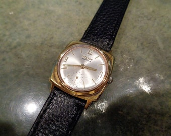 4c399820ba6 Beautiful Vintage Men s Wyler Incaflex Watch in Great Cosmetic and Working  Condition!!!