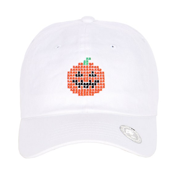 Pumpkin Custom Personalized Embroidery Embroidered Beanie