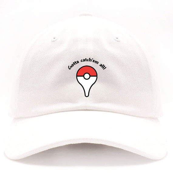 f1aa906cbc2 Exclusive Embroidery Pokemon Go gotta catch em all