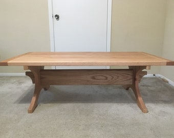 Custom Built Hand Made Coffee Table