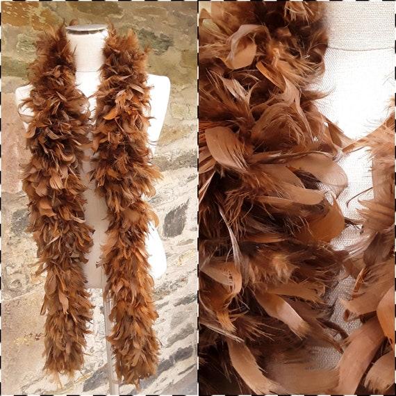 Original 1930s Feather Boa