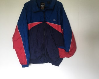 67937cae219d73 Vintage US Olympic Windbreaker