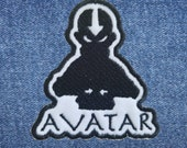 Avatar the Last Airbender Iron-on Patch Hand Made Patch