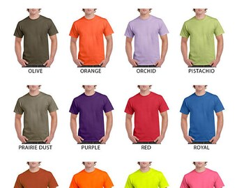342746dcf Any Color Gildan Ultra Cotton Tshirt - 3.99 (Bulk/Wholesale)