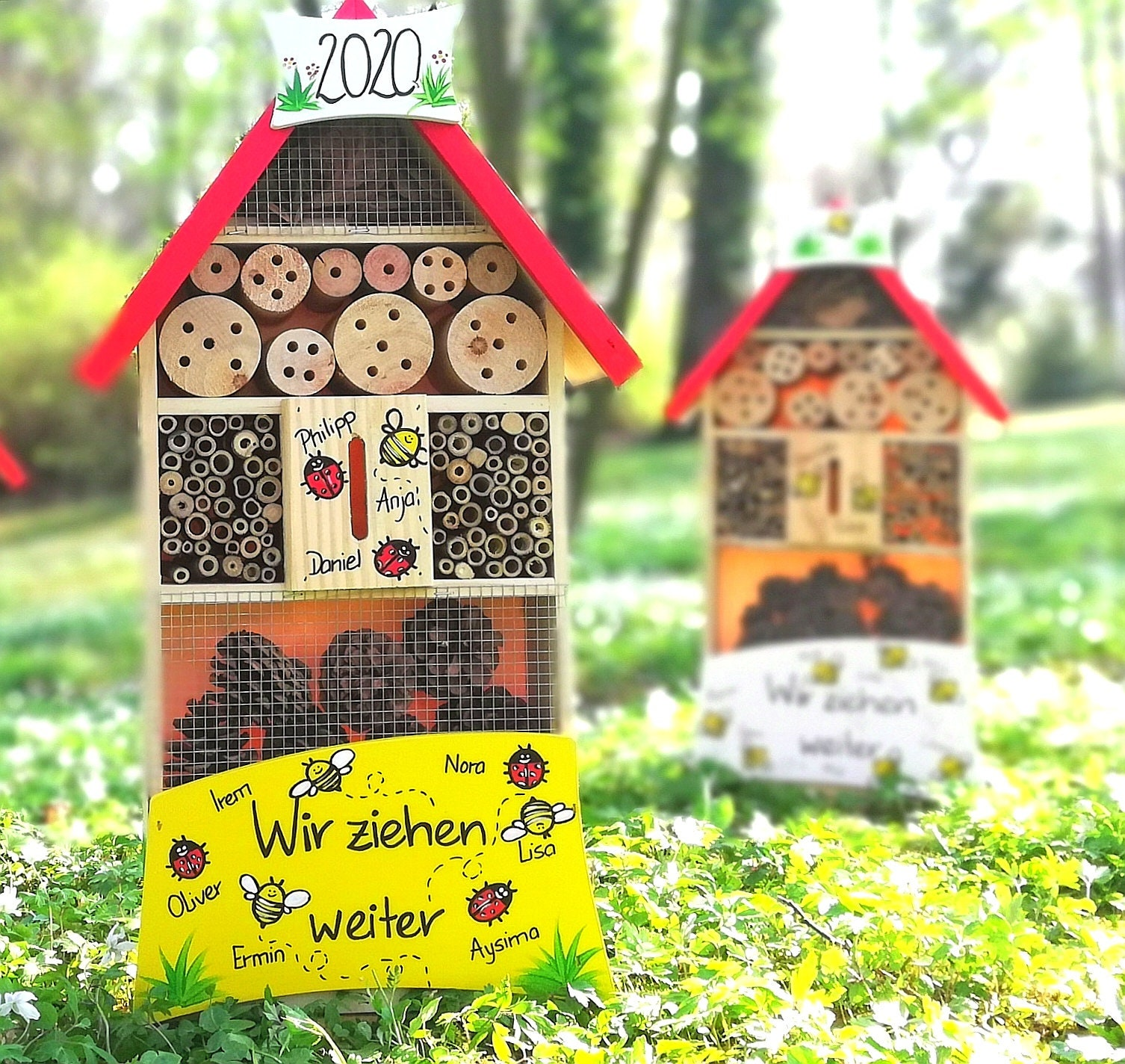 nursery farewell gift farewell gift gift educator insect
