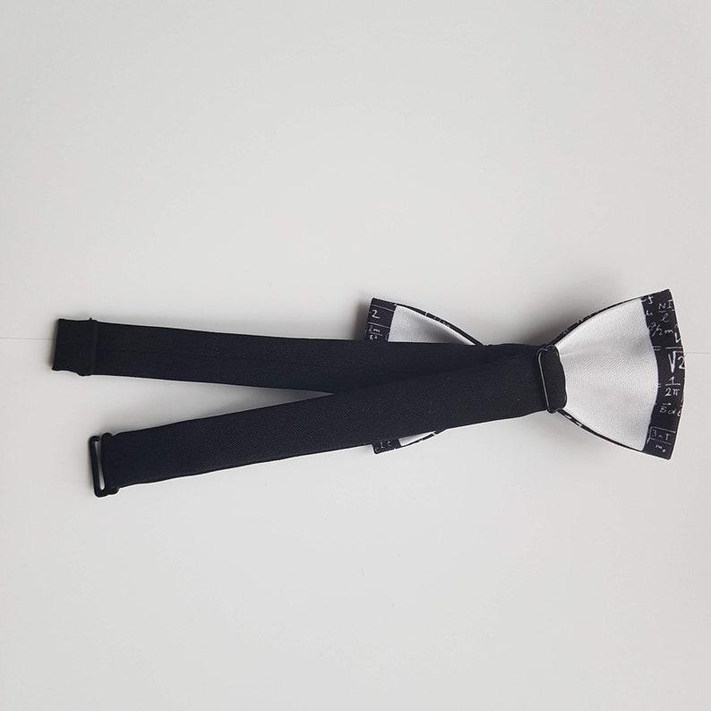 bowtie for groom sciense gift self tie bowtie personalized physics tie physics bow tie Physics gift self-tie Bowtie Physics