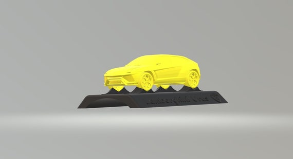 Design For 3D Printers 3D Model Custom 3D Printing Rolls Royce Phantom 3D Model Rolls Royce Printing Model With Display Stand 3D Cars