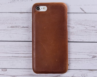 iphone 7 case leather