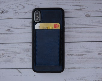 info for 15f4f 20eaa Iphone x case with card holder   Etsy