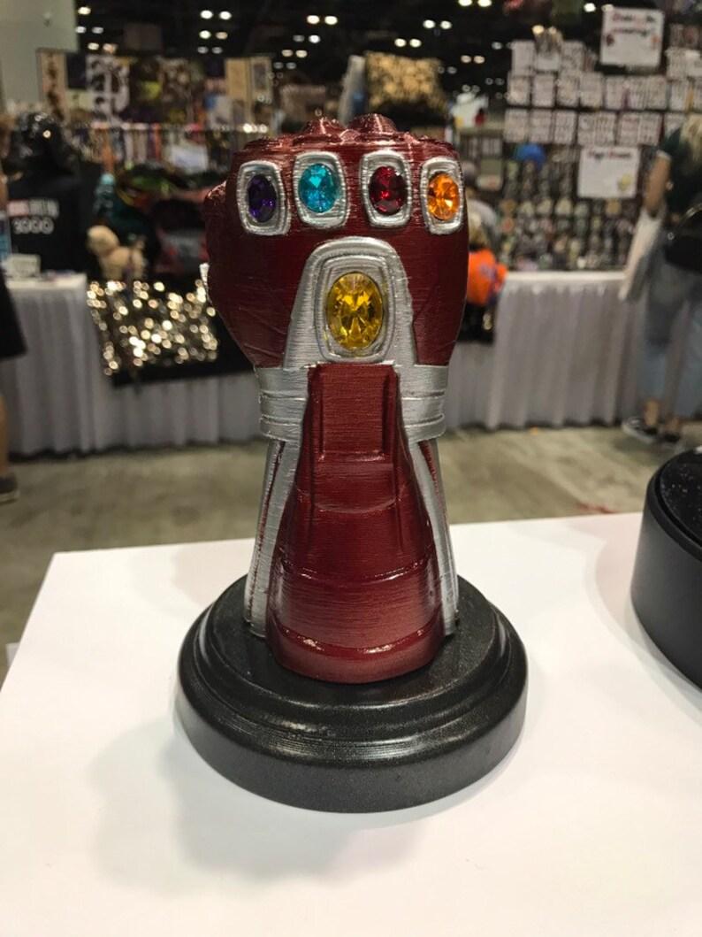 Iron man infinity gauntlet   Nano Gauntlet
