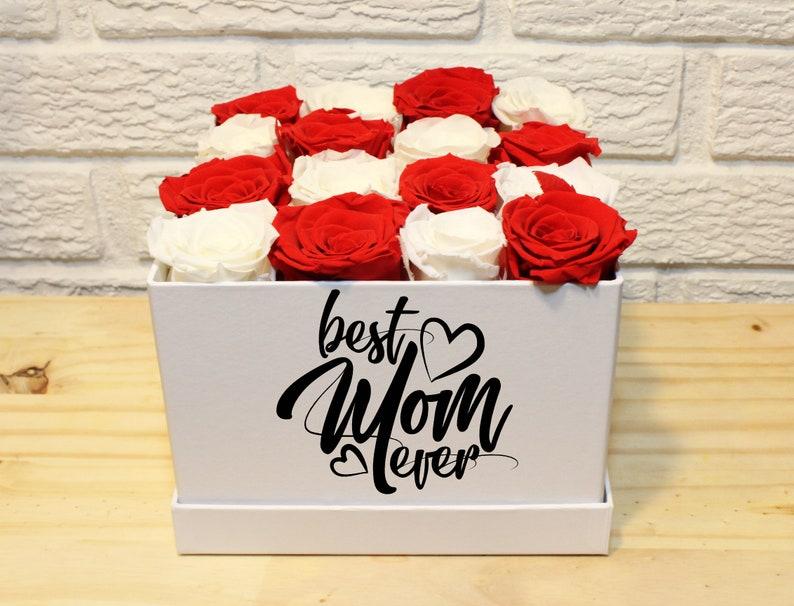 enchanted rose,preserved flower eternity roses Birthday Gift for Mother,Preserved red roses,forever roses box,preserved roses box,rose box