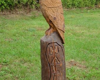 Engel wooden sculptures kettensägenschnitzen etsy