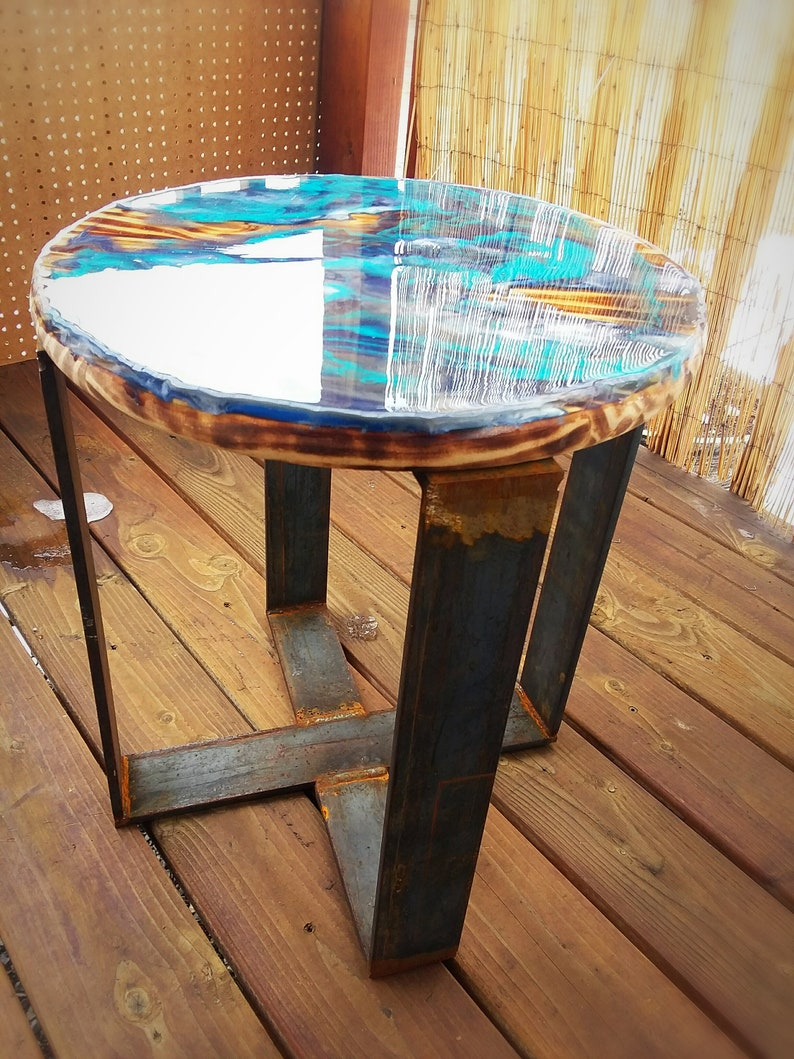 Best Epoxy Resin Marble Table