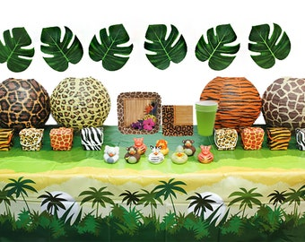 Safari Baby Shower Centerpiece Etsy