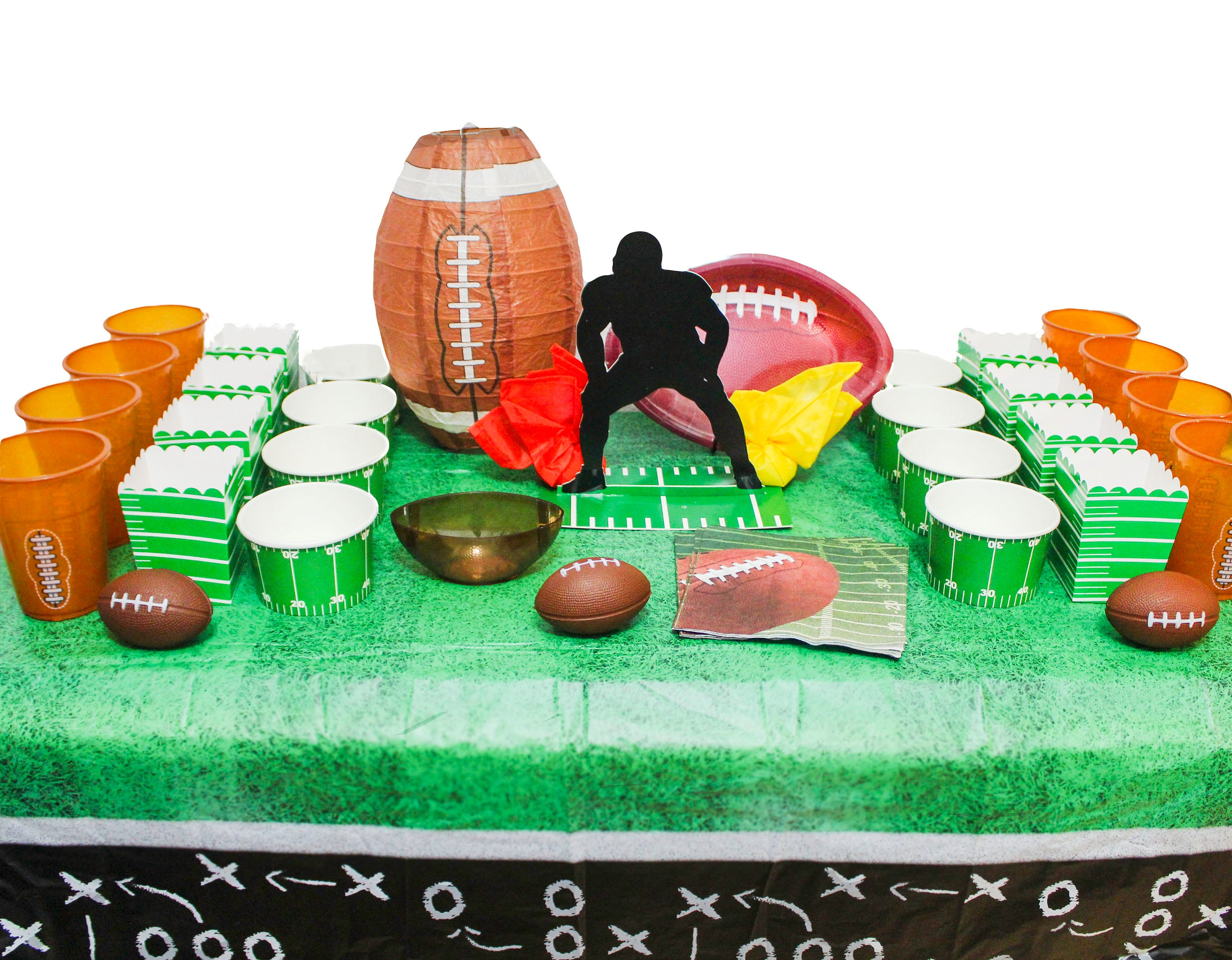 e9624be90dfe Football Party Decorations Football Birthday Party Supplies