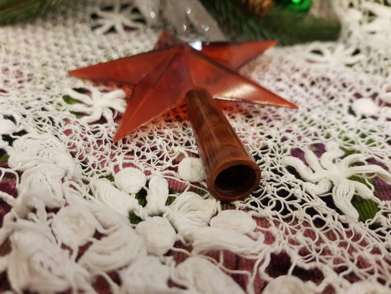 Christmas ornament Vintage decoration. Christmas tree toy USSR