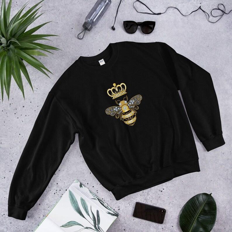 54c8b530 Queen Bee Sweatshirt Vintage Gucci Sweatshirt Gucci | Etsy