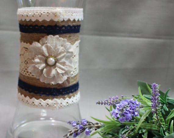 Curved Flower Vase