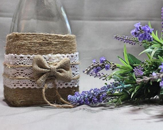Bow Tie Vase | Square