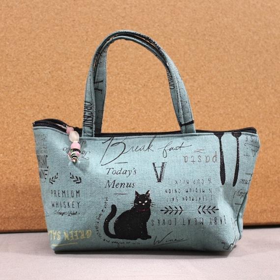 Whiskey Cat Bag