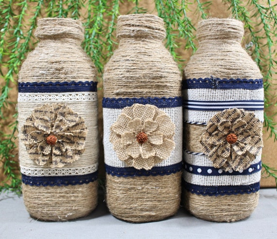 Decorative Bottles  | Flowers