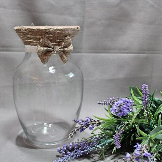 Bow Tie Vase | Round