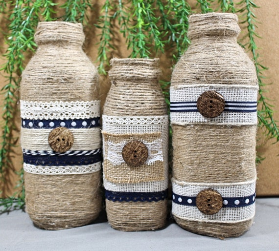 Decorative Bottles | Buttons