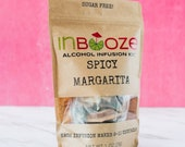 Spicy Margarita Cocktail Kit to Infuse Tequila by InBooze™! Click here to infuse your booze!