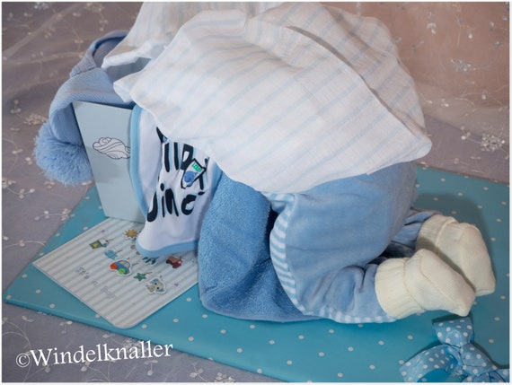Diaper Babybox Xl Gift For Birth Pampers