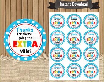 photo about Extra Gum Teacher Appreciation Printable called Far more gum Etsy