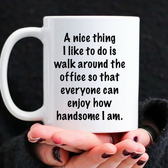 Coffee Mug Coworker Gift Bosses Day Gift Boss Mug Funny Etsy Interesting Funny Valentines Day Quotes For Coworkers