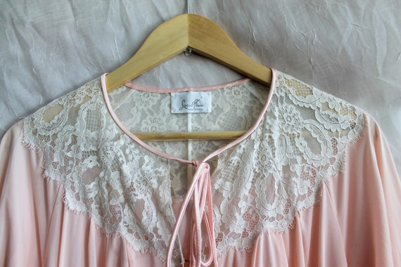 Vintage Robe/ 70s Fashion/ Vintage Lingerie/ Past… - image 5