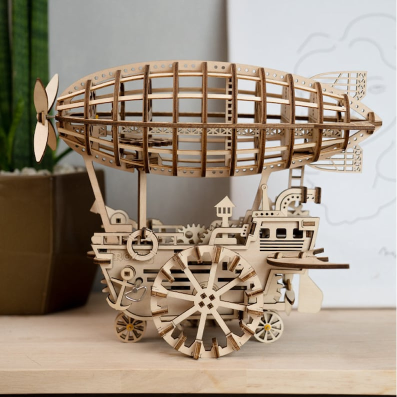 Kreative Diy 3d Perpetual Kalender Holz Mechanische Modell Puzzle Spiel Montage Spielzeug Geschenk Kalender